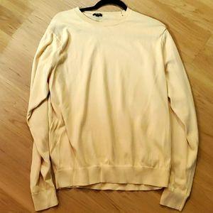 Uniqlo yellow Sweater